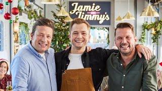 Taron on Jamie and Jimmy's Festive Feast