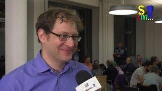 CATAN-Manager Arnd Fischer im Interview - SPIEL 18 Preview - Kosmos Pressetag 2018