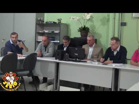 Secretário-Chefe da Casa Civil Samuel Moreira e Vereadores de Juquitiba