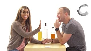 Couples Play Truth or Drink | Truth or Drink | Cut