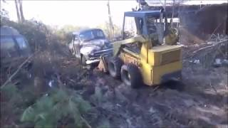 BARN FIND RESCUES 46 CHEVY 59 FORD & MUCH MORE!!!