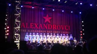 Alexandrovci, Kaťuša, Praha 17.10.2015