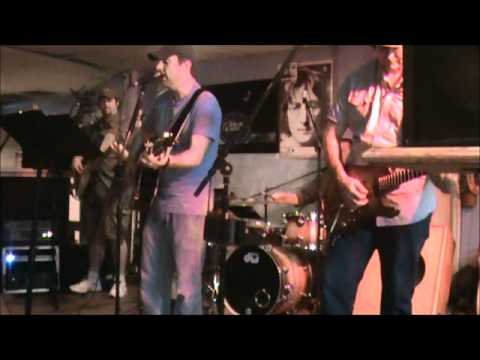 "The Whiskey Bent Band @ Beach Bumz in Carolina Beach, NC ""Wagon Wheel"""