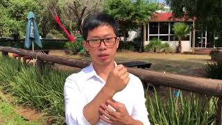3-minute Chinese Medicine study---Arthritis 17/4/2018