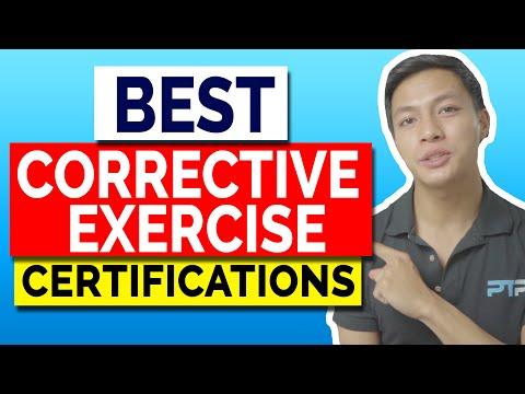 Best Corrective Exercise Training Program/Certification in 2021 ...