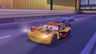 Cars 2 The Game Miguel Camino Race Gameplay HD