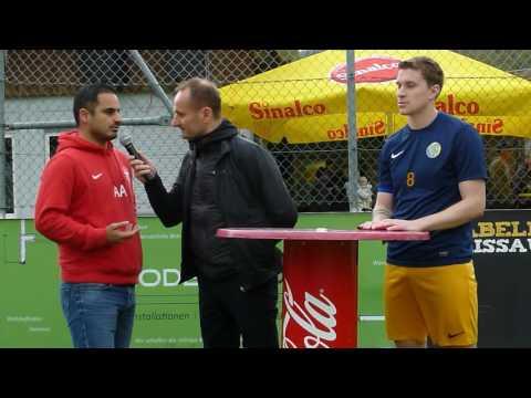 Spielanalyse Landesliga SVG - SV Lochau - Albert Schneider