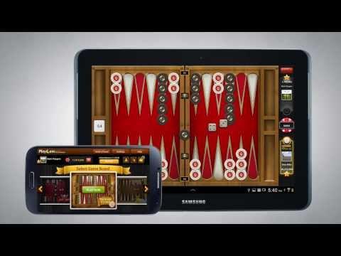 Video of Backgammon Playgem