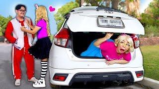 ชิคกี้พาย จับได้สามีมีชู้ !!!  แอบซ่อนตัวอยู่ในรถ สามี 24 ชั่วโมง