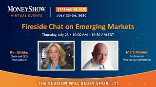Fireside Chat on Emerging Markets with Mark Mobius and Kim Githler