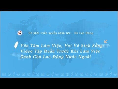 移工在臺工作須知法令權益宣導-越南語版