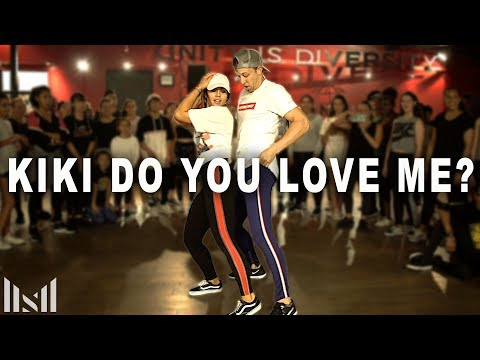 DRAKE - IN MY FEELINGS (Kiki) Dance | Matt Steffanina & Megan Batoon - Matt Steffanina