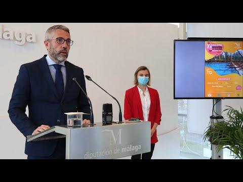 Presentación del Circuito Provincial de Natación de Invierno Diputación de Málaga 2021