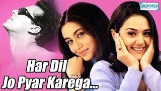 Har Dil Jo Pyar Karega Full Hindi Movie HD  Salman Khan  Rani Mukherjee  Preity Zinta