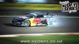 NZ Drift Series - round 1, pt 1