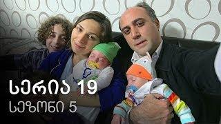 ჩემი ცოლის დაქალები - სერია 19 (სეზონი 5)