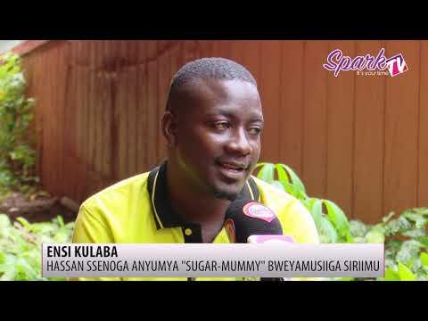 """ENSI KULABA: Hassan Ssenoga anyumya """"sugar mummy"""" bweyamusiiga akawuka akaleeta siriimu."""