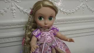 Unboxing Rapunzel Animators Special Collection