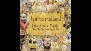 Fair To Midland - April Fools And Eggmen