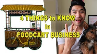 4 Things to Know Before Starting a Foodcart Business in Philippines 2020 | Negosyo Tips