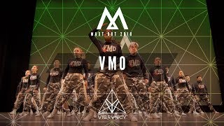 [1st Place Major Crew] VMO | Maxt Out 2018 [@VIBRVNCY Front Row 4K]