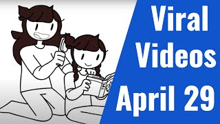Top Trending Videos for Wednesday April 29th 2020