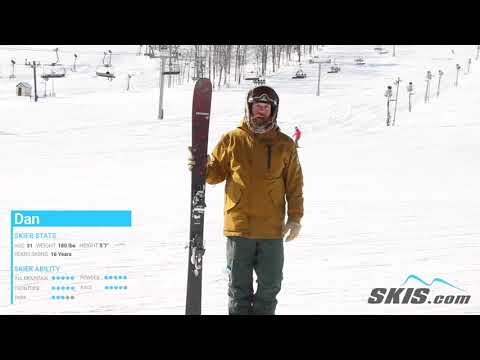 Video: Rossignol Blackops Escaper Skis 2021 5 40