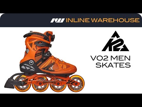 2017 K2 VO2 90 BOA Skates For Men Review