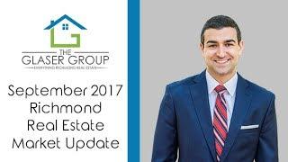 September 2017 Richmond Real Estate Market Update