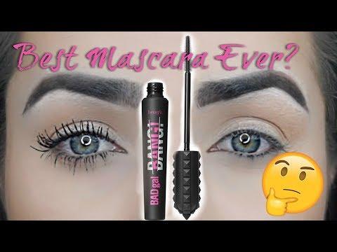 NEW! Benefit BADGal Bang Mascara First Impressions | HOT OR NOT?