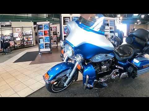2005 Harley-Davidson Electra Glide Ultra Classic FLHTC-UI