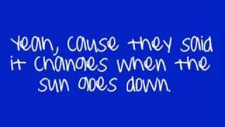 Arctic Monkeys - When the Sun Goes Down lyrics
