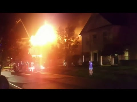Fires reported in multiple cities in Oakland County