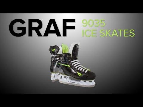 Graf 9035 Ice Skates