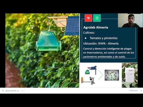 Agrodigital 2020 | Caso de uso real: Gestión Inteligente de Plagas en Invernaderos