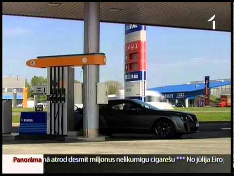 Der Wert des Benzins auf heute in belarussi