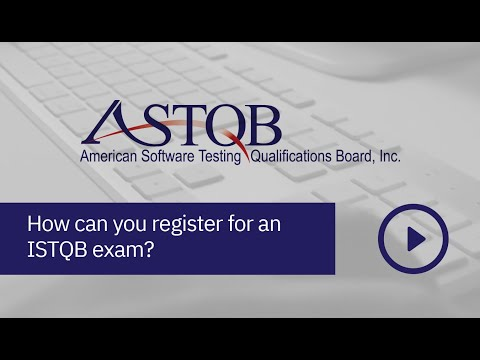 How can you register for an ISTQB exam? Here are the steps to ...