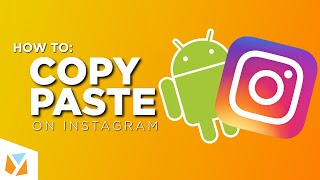 How to Copy-Paste Photos to Instagram Story (Android)