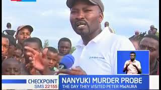 DCI begins probe into Nanyuki murder