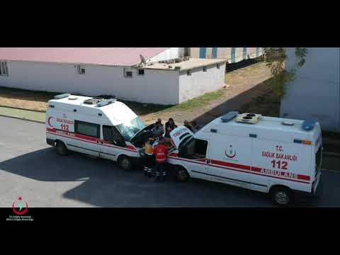 Ambulans Sürüş Teknikleri Eğitimi - Bitlis İl Sağlık Müdürlüğü