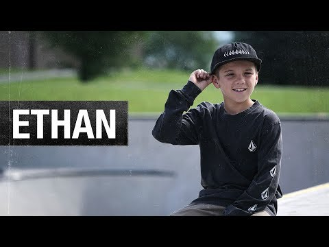 Meet Ethan Copeland - EP1 - Camp Woodward Season 10