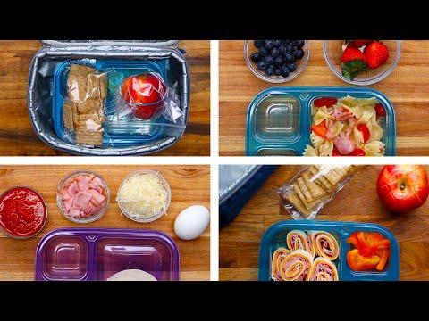 Back-To-School Lunch Prep Hacks