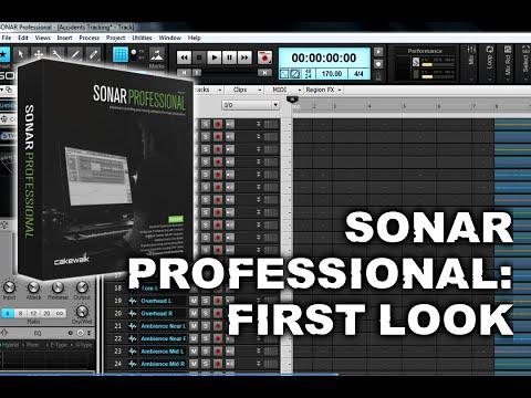 SONAR Professional