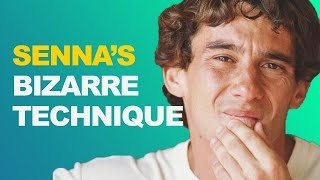What Was Senna's Bizarre F1 Technique About?