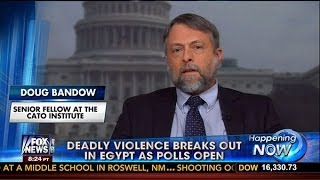 Doug Bandow discusses the situation in Egypt on FOX's Happening Now