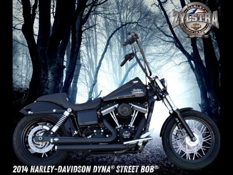 2014 Harley-Davidson Dyna® Street Bob® in Ames, Iowa - Video 1