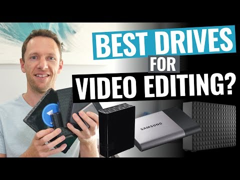 Best External Hard Drives And SSDs For Video Editing Mp3