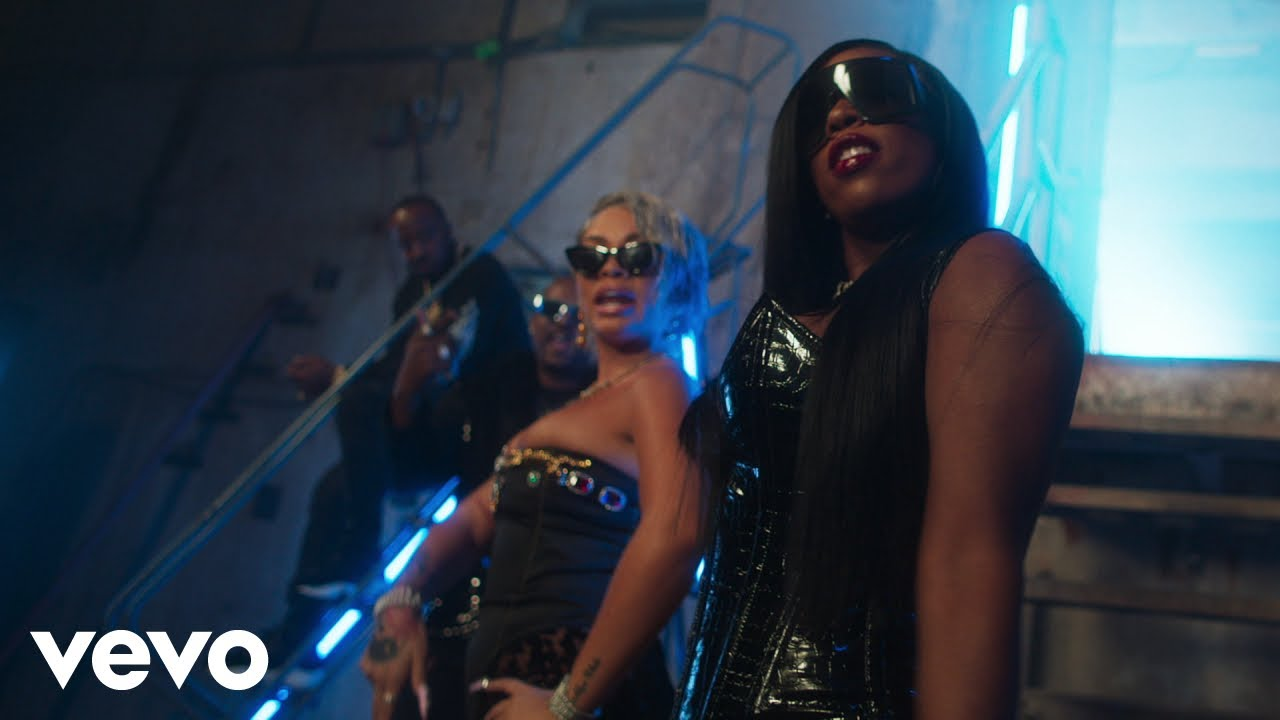 Kash Doll - Bad Azz Ft. DJ Infamous & Mulatto (Official Video)