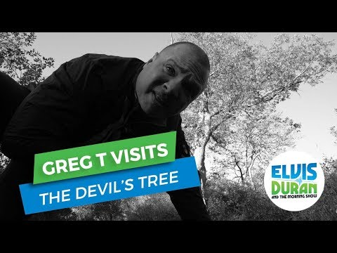 Greg T Visits The Devil's Tree | Elvis Duran Exclusive Mp3