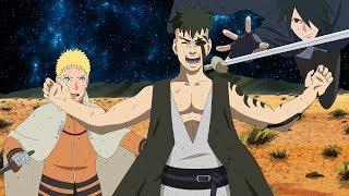 Naruto & Sasuke Vs Kawaki - Boruto Next Generation: Fan Animation